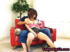 Asian milf has big bea... from DrTuber