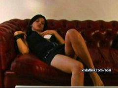 Couch amateur porn lat... from HardSexTube