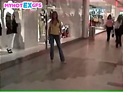 Shopping in the mall w...