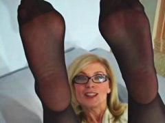 Nina Hartley  pantyhos...