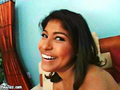 Nuvid - Gorgeous Hairy Brunette