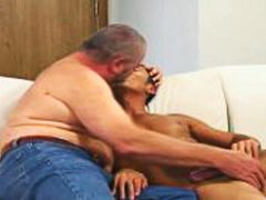 Big John Jerking Off H... from Alpha Porno
