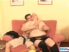 DrTuber - Blonde BBW June Kelly ...