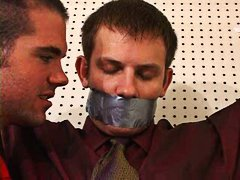 Xhamster - spy tied and gagged