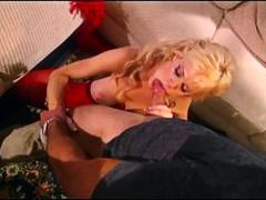 Big boobed blonde milf... from Tube8
