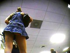 Xhamster - upskirt: can you see p...