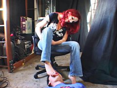 berlin redhead ask for fo...