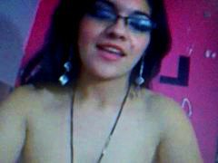 Colombian webcam part ...