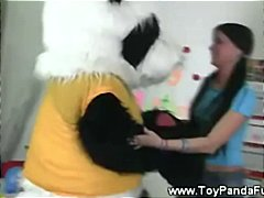 Tube8 - Teen parties with her ...