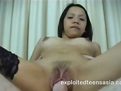 Young Filipino amateur...