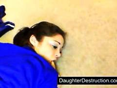 Young daughter fucked ... from HardSexTube