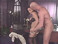 Nuvid - Busty brunette Lisa An...