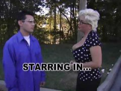 Nuvid - Busty Mature Blonde Ch...
