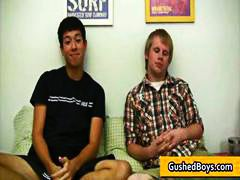 Gay clip of Erick and ...