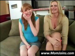 Hot mom and daughter s... from DrTuber