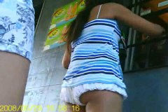 public upskirt amater from Xhamster