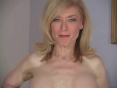 Nina Hartley pantyhose...