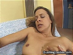 Lesbian whore gets her...