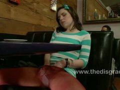 Tube8 - Juliette is tied up an...