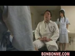Tube8 - nurse threesome fucked...