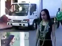 Crazy Public Facial - ... from Xhamster