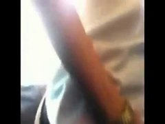 flashing groping on bus from Xhamster
