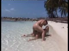 Sex on a beach with hi... from Alpha Porno