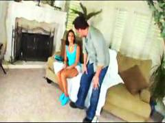 crissy moon caught mas... from HardSexTube
