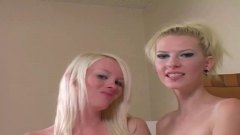 Xhamster - Two sisters kiss and t...