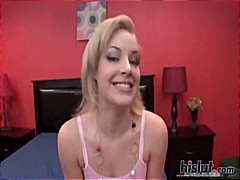 Keez Movies - Cum shot landing on th...