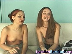 Lesbian Cuties Casting... from DrTuber