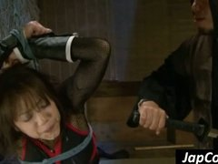Tube8 - Petite asian slave get...