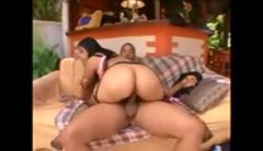 Great ass on Latina in...