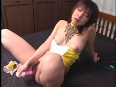 Asian Masturbation Exp...