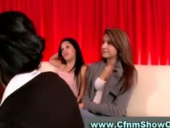 CFNM amateur chick che...