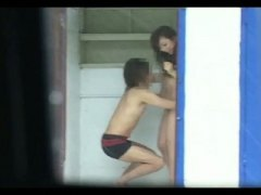 Japanese Couple Caught... from Keez Movies