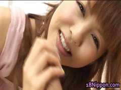Horny asian teen girl ... from DrTuber