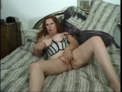 Chubby milf redhead in... from Alpha Porno