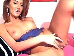 Tube8 - romanian webcam girl 1...