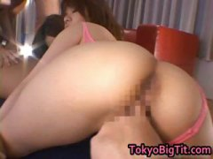 Amateur Asian Models With...