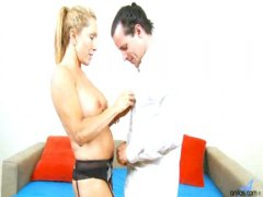Redtube - She has seen a lot and...