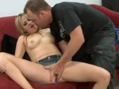 Hot Girl Gets Nailed Hard