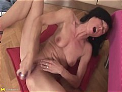 Mature Masturbation from Tube8