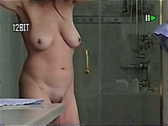 wife showering 2 from Tube8