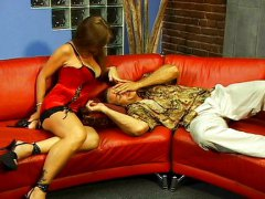 Fantasy threesome stra... from Redtube