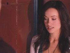 Olivia Wilde topless a...
