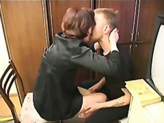 Russian Mom and boy 2  from H2porn