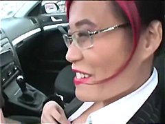 Tube8 - Hot german MILF Lucy g...