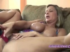Busty milf leeanna fuc... from PornerBros