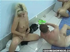 Czech mega swingers wi... from Nuvid
